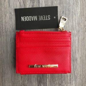 NEW Steve Madden Hayden Wallet   Card Holder